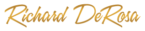 Richard DeRosa Logo